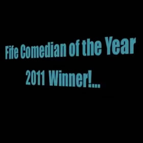 Fife Comedian Of The Year